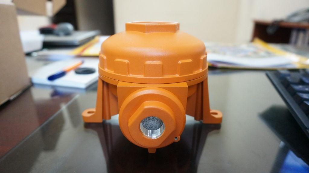 Đầu cảm biến của đầu dò khí cố định Xgard