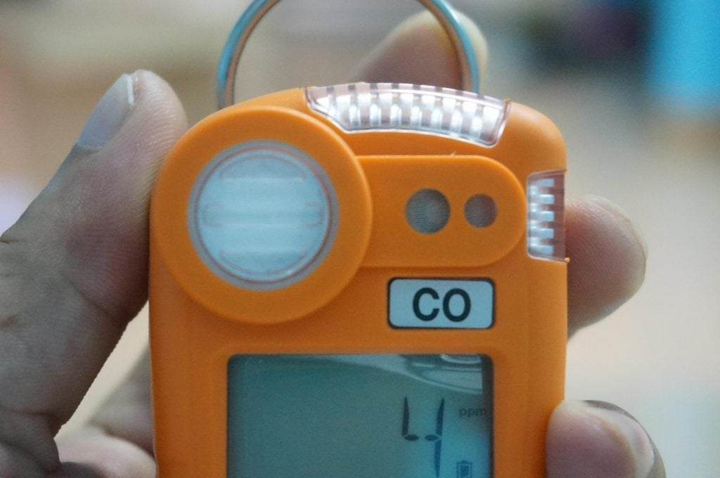 Gasman Single Meter CO Gas Meter
