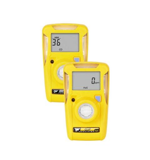 Máy đo đơn khí BW Clip, tùy chọn CO/H2S/O2/SO2