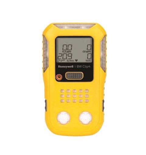 Máy đo khí BW Clip4, LEL/O2/CO/H2S
