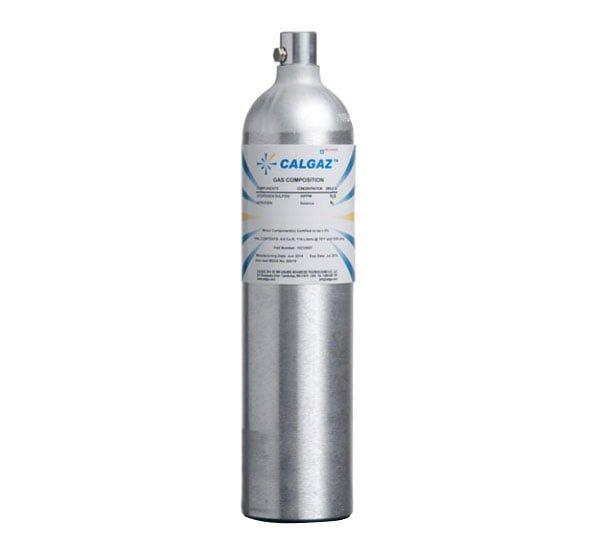 Bình khí chuẩn Calgaz 10AL