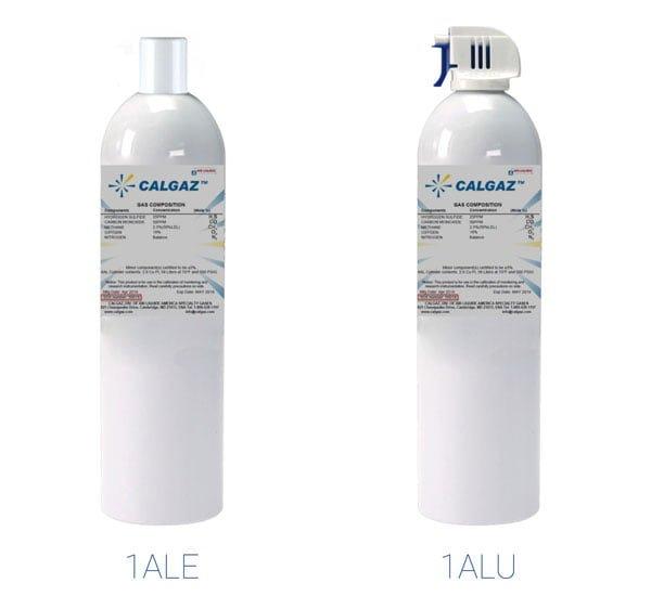 Bình khí chuẩn Calgaz 1AL