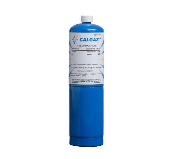 Bình khí chuẩn Calgaz 7HP 7EOC