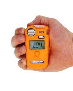 Máy đo khí đơn chỉ tiêu Crowcon Gasman