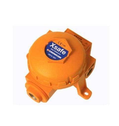 Đầu đo khí cố định Crowcon Xsafe, cho khu vực an toàn
