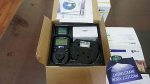 Video introduction of Rae System multi-target gas detector, Model Qrae II, PN: 020-1111-0A0 and 020-1111-2A0