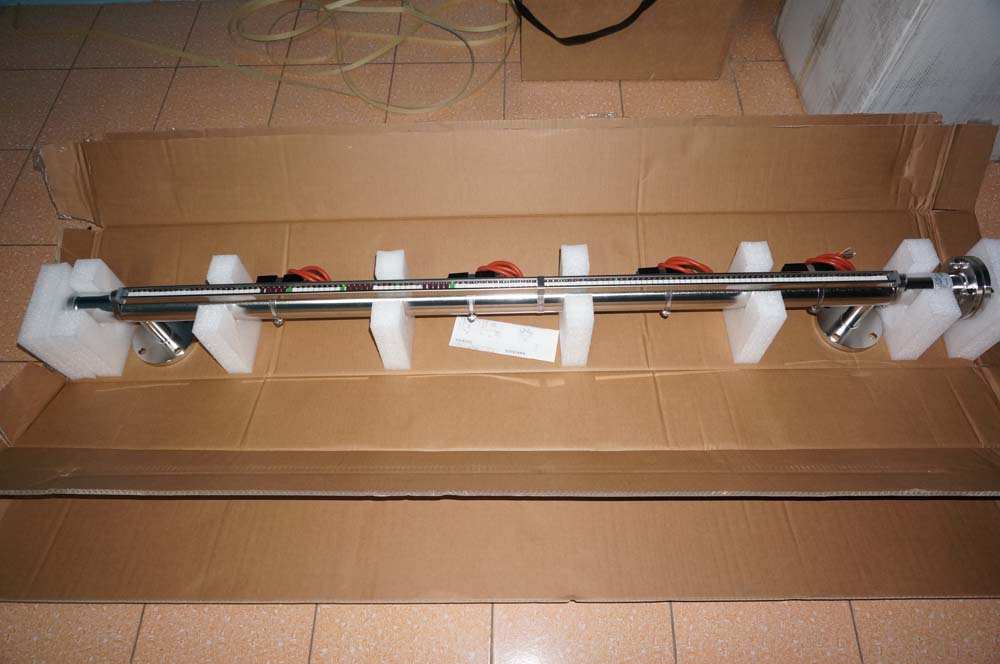 Bộ ống thuỷ báo mức Finetek