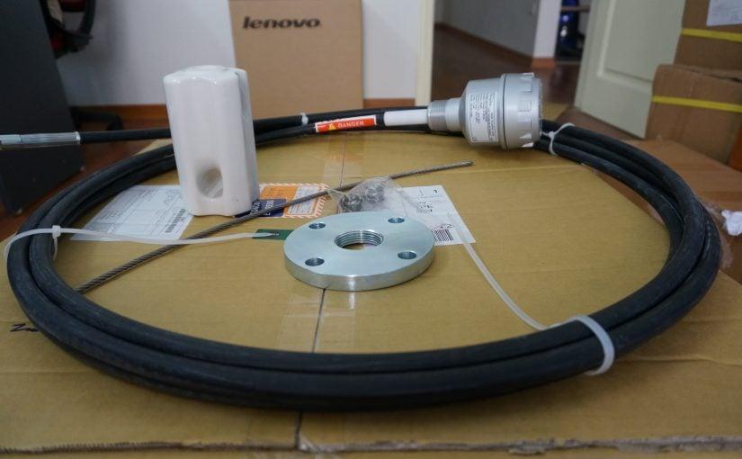 Finetek EST120 Temperature monitoring and level measurement sensor