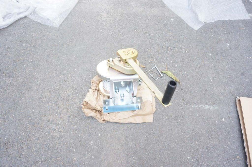 Bộ tời Protecta AK205AG