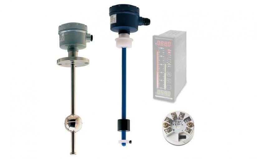 Cảm biến đo mức chất lỏng liên tục kiểu phao từ FG Series