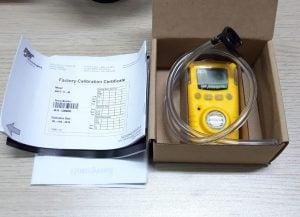 GasAlert Extreme single-gas detector, optional: H2S; NO; CO; HCN; O2; Cl2; SO2; ClO2; PH3; O3; NH3; ETO; NO2