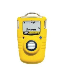 BW GasAlertClip Extreme Single Gas detector 3-Year Lifespan