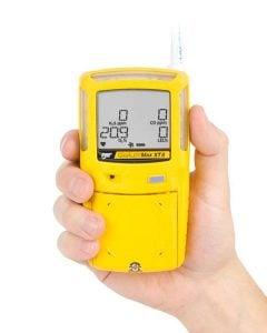 Máy đo khí GasAlertMax XT II, LEL/O2/CO/H2S, có bơm