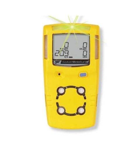 Máy đo khí GasAlertMicroClip XL, LEL/O2/CO/H2S