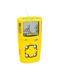 Máy đo khí GasAlertMicroClip XT, LEL/O2/CO/H2S