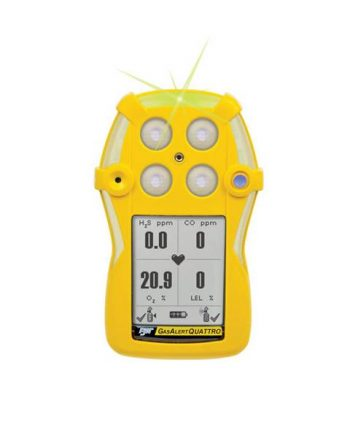 Máy đo khí GasAlertQuattro