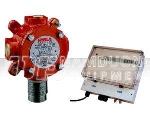 Hệ thống giám sát khí Hydrocarbon buồng bơm Hanla