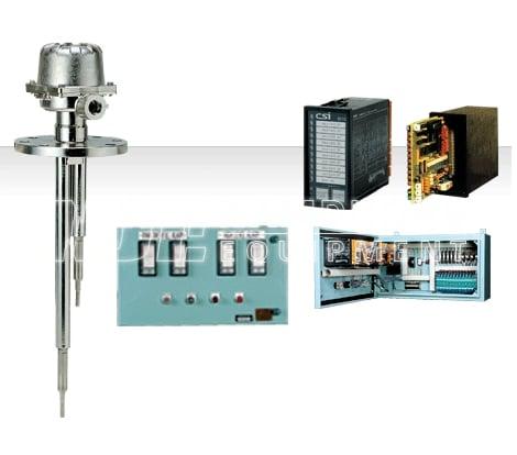 Hệ thống báo mức 95 – 98% hầm hàng CMS-LIDEC