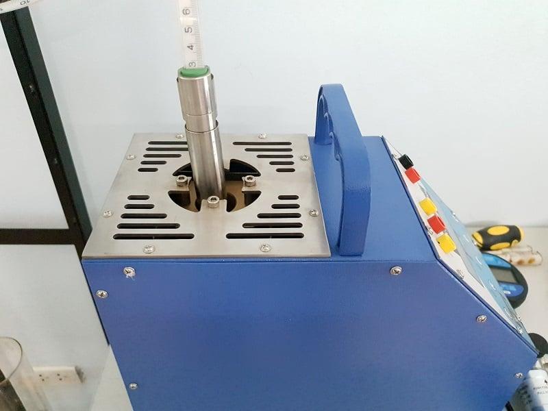 Hiệu chuẩn thước đo dầu - Phần nhiệt độ