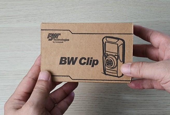 Hộp máy đo khí BW Clip