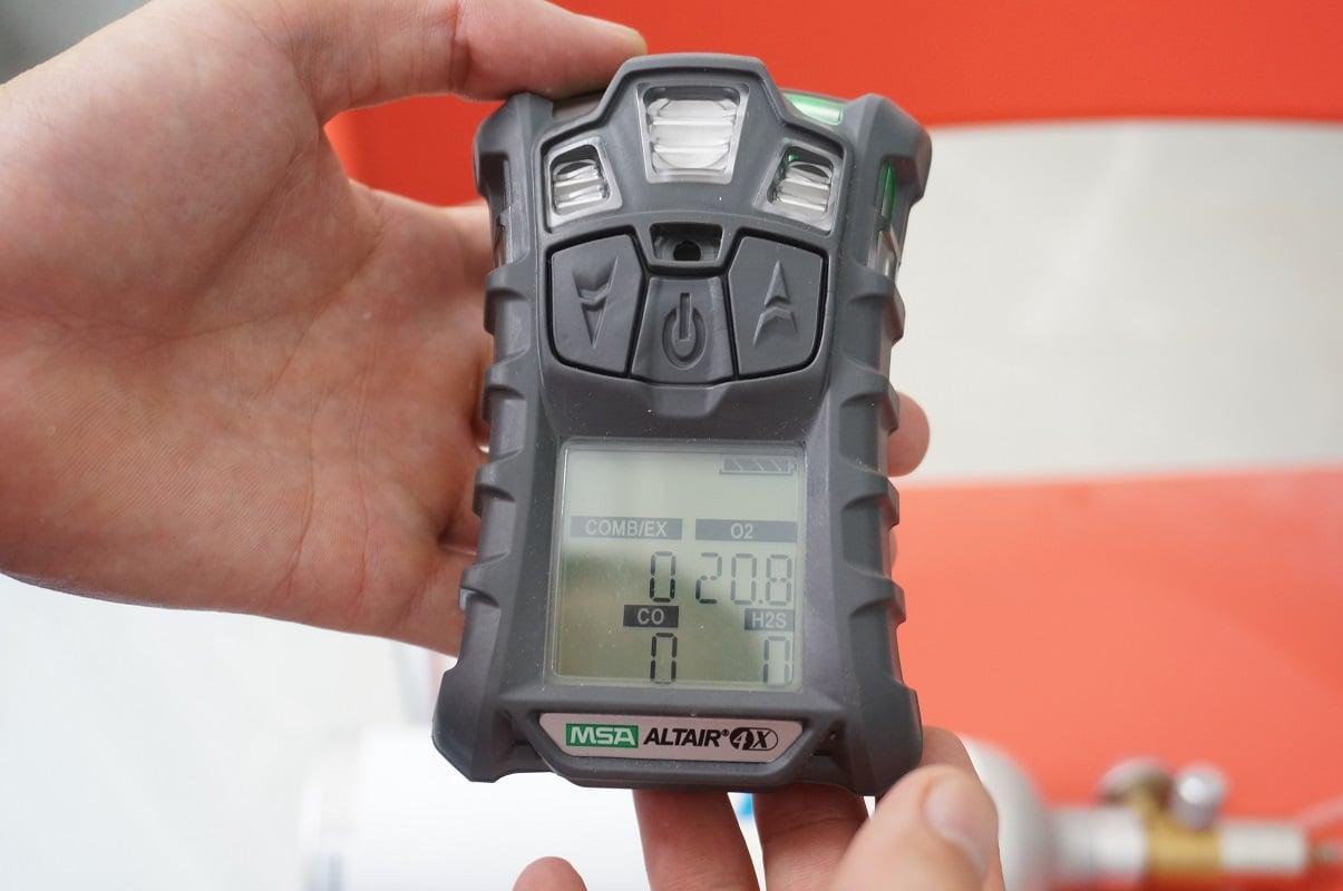 Máy đo khí Altair 4X đo 4 khí Ex; O2; CO; H2S