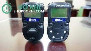 Hướng dẫn sơ bộ cách sử dụng và zero máy đo khí Qrae II hãng Rae System