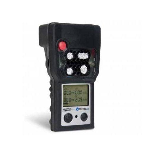 Máy đo 4 khí Ventis LS, tuỳ chọn H2S/O2/LEL/CO/SO2/NO2