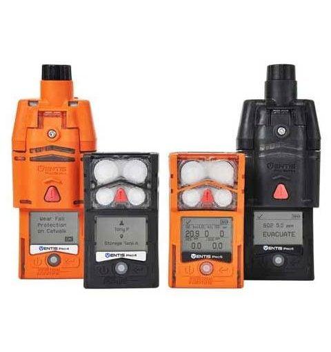 Máy đo khí Ventis Pro, đo 5 chỉ tiêu khí