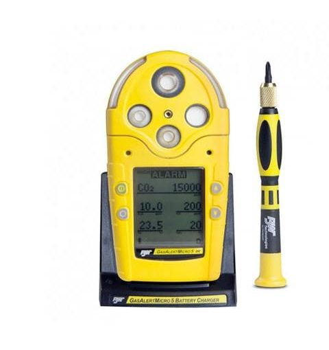 Máy đo khí đa chỉ tiêu GasAlertMicro 5, IR, PID