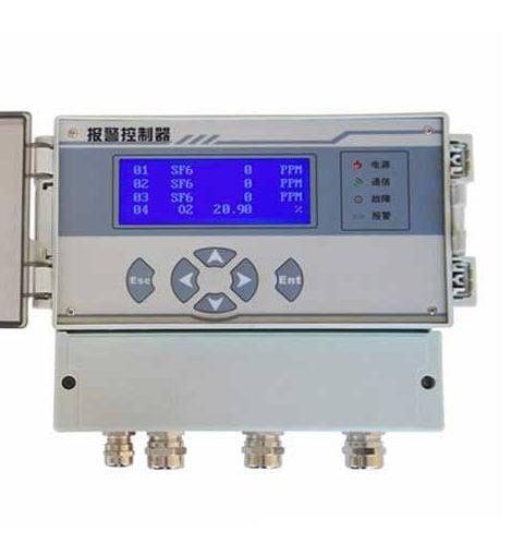 NA1000J Smart Gas Alarm Control Cabinet
