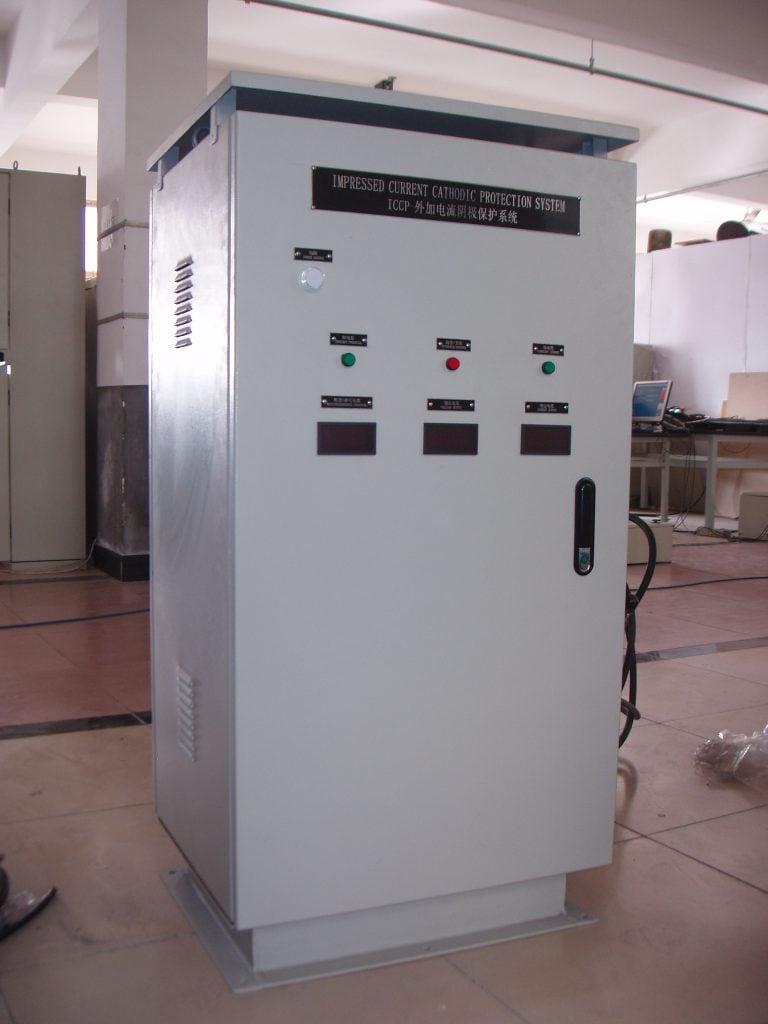 Tủ điện hệ thống chống ăn mòn vỏ tàu