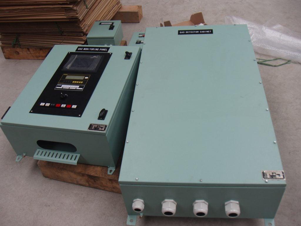 Tủ báo khí và tủ van điện từ