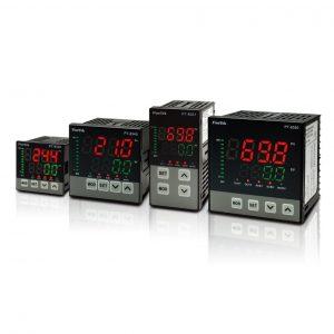 Bộ điều khiển nhiệt độ PT Series PID Plus Fuzzy