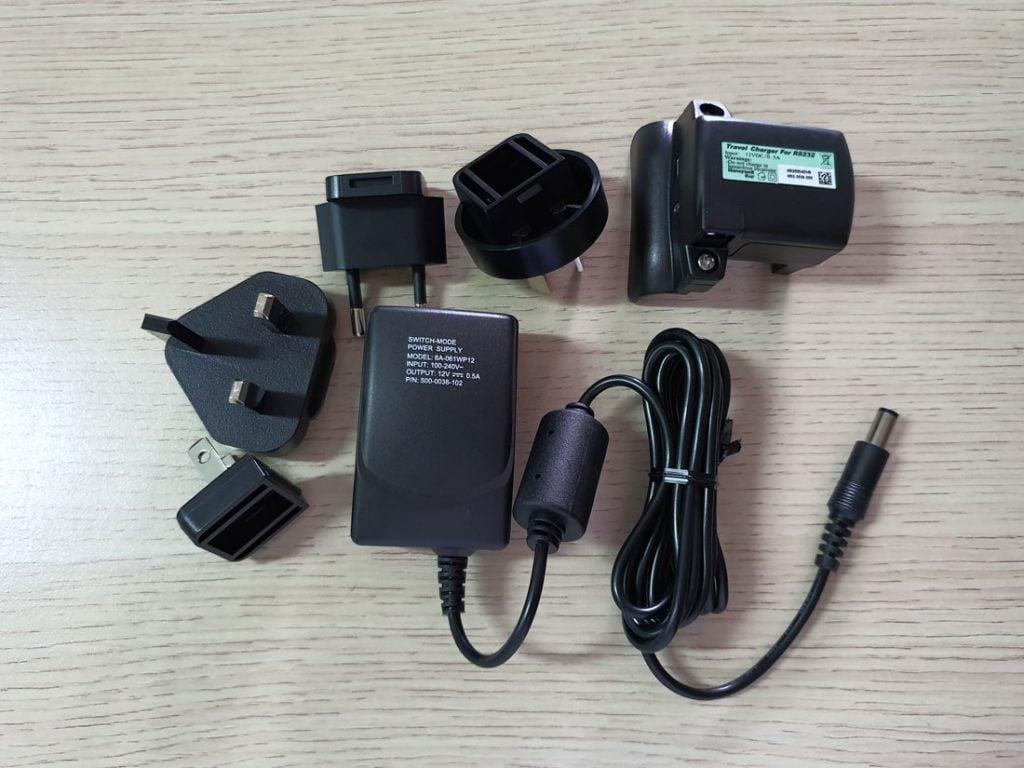 Bộ sạc Qrae 3 PGM-2500