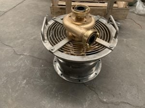 CSZ-300 water-drive fan for Oil/Chemical tanker (explosion-proof type)