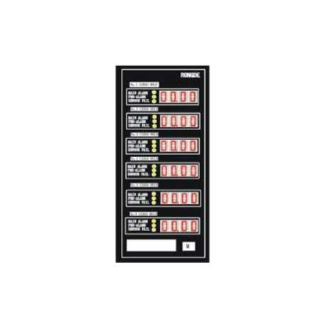 Bộ hiển thị đa năng Rongde RDCP6/RDCP12