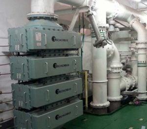 Techcross Electro-Cleen Ballast Water Management System™