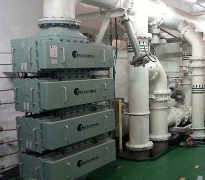Hệ thống quản lý nước dằn tàu Electro-Cleen™