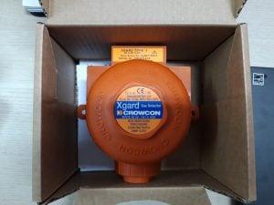 Crowcon – UK Xgard Fixed gas detection, single gas detector