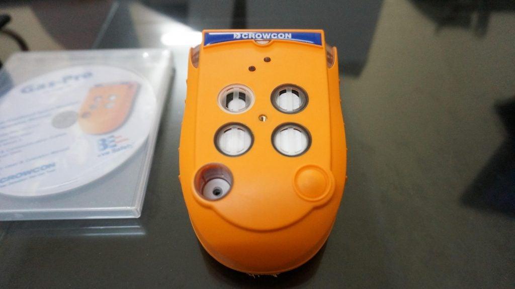 Máy đo khí Gas-Pro hãng Crowcon