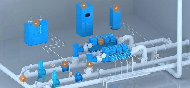 Electrolysed Ballast Water Treatment System