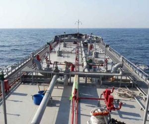 HAI LINH 17 Oil tanker project