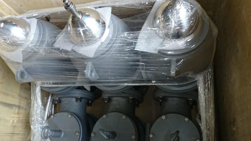 Van thở tốc độ cao (Van thở nhanh) Tanktech NEW ISO-HV SERIES