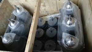 High speed breathing valve image (High velocity Pressure/Vacuum valve)