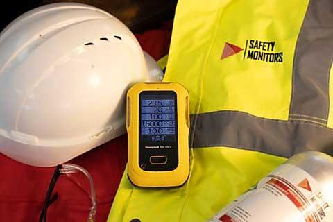 BW Ultra đo 5 khí đồng thời
