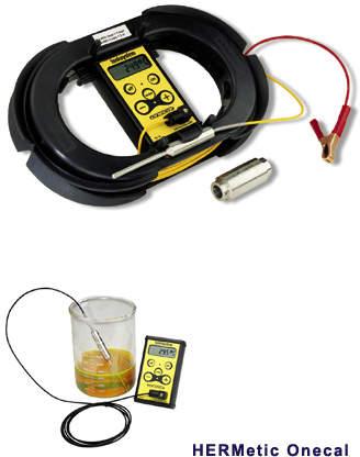 Thiết bị đo nhiệt độ hầm hàng tàu dầu / hoá chất HERMetic Onecal