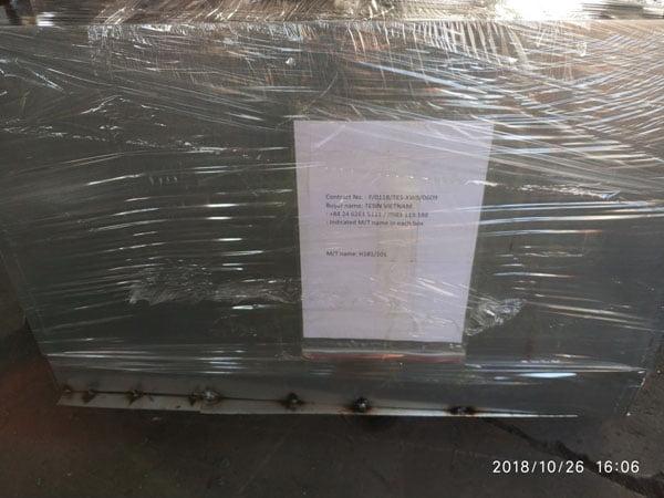 Lô hàng cửa sổ A60 Marine Windows