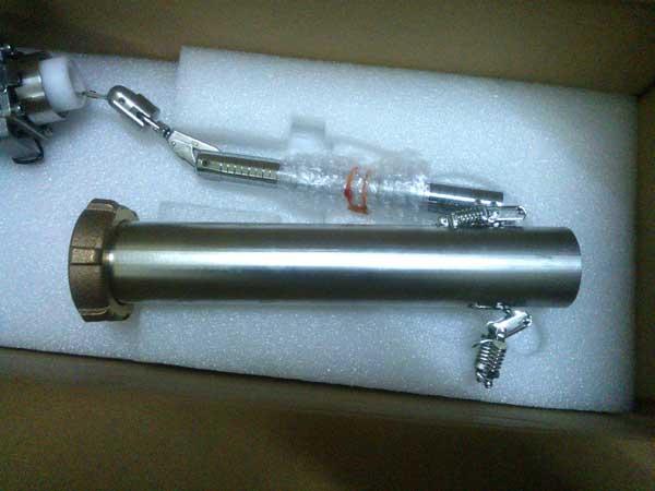 MMC-D-CHK ống thức đo khô đáy hầm