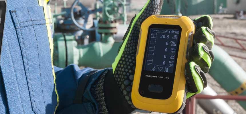Máy đo khí Honeywell BW Ultra
