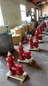 Hình ảnh Van thở tốc độ cao Taixing, Vỏ gang, ruột Inox